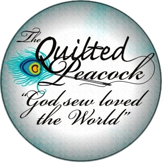 The Quilted Peacock
